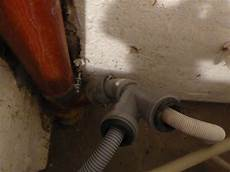 waschmaschine und spülmaschine an einen wasseranschluss ist es m 246 glich 3 waschmaschinen an einem abfluss