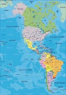 Karte Amerika Amerika Karte Zuk 252 Nftige Projekte