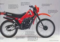 1984 yamaha dt 80 mx pics specs and information