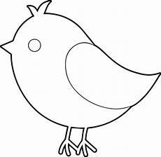 simple bird line drawing at getdrawings free
