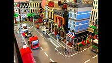 how to form a city how to build a lego city youtube