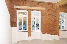 Dekorative Sanierung Ziegelsteinmauerwerk Sanierung