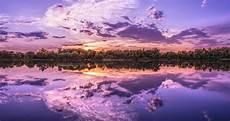 free images panorama lake sunset background image