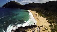 makapuʻu beach oahu hawaii youtube