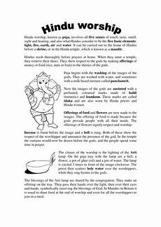 hinduism comprehension by groov e chik teaching resources tes