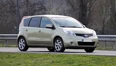 L Essai Grand Angle Du Nissan Note 2006 2012 Ainsi Que