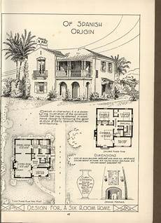 spanish colonial revival house plans spanish revival house floor plans