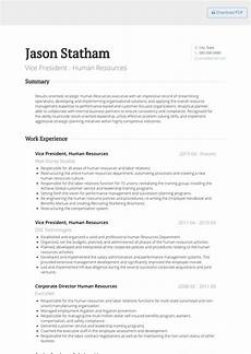 vice president of marketing resume sles and templates