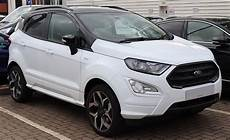 Ford Ecosport St Line - ford ecosport