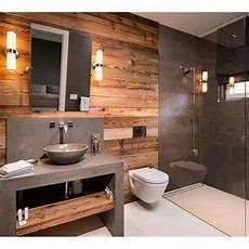 O Moderno E O R 250 Stico Formando Um Banheiro Maravilhoso