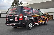discount auto center chevy vehicle wrap using gf for discount auto center
