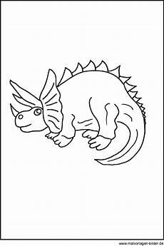 Malvorlage Dino Einfach Dinosaurier Kostenlose Malvorlage F 252 R Kinder
