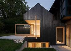 black house an extension near munich designed by buero