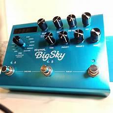 big sky reverb strymon big sky reverb the gear armada reverb