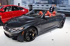 bmw m4 cabriolet 2015 bmw m4 convertible to debut at 2014 new york motor