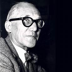 The Attire Of An Architect Le Corbusier A Continuous Lean