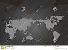 Grey Global Background Stock Vector Illustration Of Globe