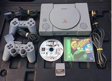buy playstation 1 console original sony playstation 1 ps1 console bundle 2