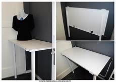 table qui se replie contre le mur une nouvelle table 224 l atelier c 233 ramique