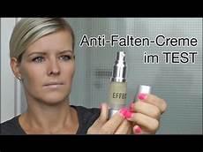 Anitfaltencreme Test Lifteffect Anti Aging Creme