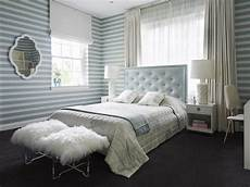 Bedroom Ideas Blue Headboard by Baby Blue Tufted Headboard With White Nightstands