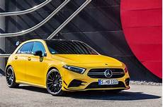 Fiche Technique Mercedes Classe A 35 Amg 4matic 2019