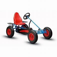 berg basic af pedal go kart blue go kart ride