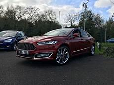 ford mondeo vignale 2017 used 2017 ford mondeo vignale for sale in newport