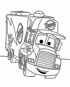 disney car coloring pages free printable 16494 cars mack coloring page for disney coloring pages printables free wuppsy