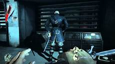 dishonored kingsparrow fort entrance wall of light youtube