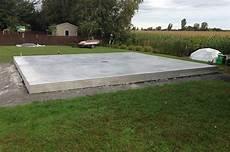 dalle beton pour garage r 233 alisations excavation epl mini excavation experts