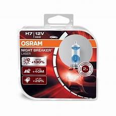 osram breaker laser h7 car headlight bulbs powerbulbs