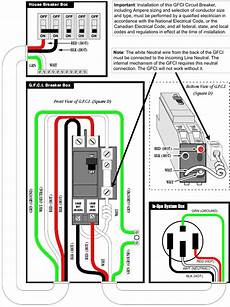 gfi breaker wire diagram square d gfci breaker wiring diagram free wiring diagram