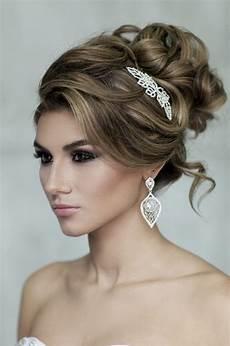 diamond hairpiece curly updo wedding hairstyle diy wedding hair wedding hairstyles with veil