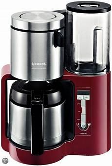 bol siemens tc86504 koffiezetapparaat bordeaux rood