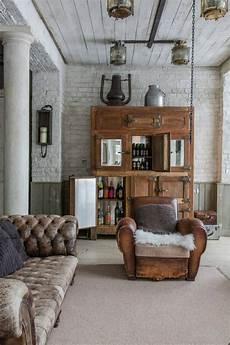 Wohnzimmer Vintage Look - b1 b1