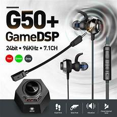Wired Earphones Unit Ring Iron Moving by G50 Plextone Stereo Bass Earphone 3 5mm Headset Iron