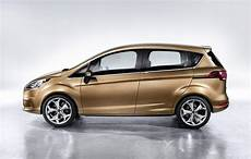 Carbeast New 2012 Ford B Max Europe Concept