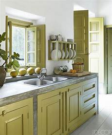 51 green kitchen designs decoholic