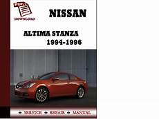 chilton car manuals free download 1995 nissan altima instrument cluster nissan altima stanza 1994 1995 1996 service manual repair manual pd