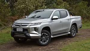 Mitsubishi Triton 2020 Review GLS Premium GVM Test