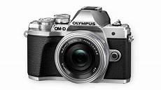 türsprechanlage mit kamera olympus e m10 iii micro four thirds kamera mit
