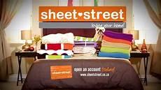 sheet street winter advert 2012 youtube