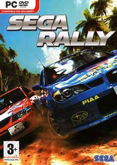 Sega Rally Sur Pc Jeuxvideo