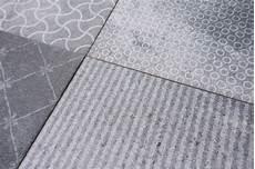 Wand Bodenfliese Dekor Anthrazit Mix 22 5x22 5