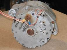 Chevy 3 Wire Alternator Wiring 1 2 Terminal by Charging Systems Hotrod Hotline