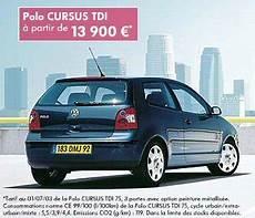 Nouvelle Gamme Polo Diesel Auto Titre