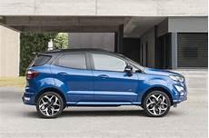 Ford Ecosport 2017 Nouveau Diesel 4x4 Et Version St