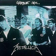 Metallica Garage Inc Album by Co Jp Metallica Garage Inc 音楽