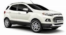 ford ecosport ii 2017 couleurs colors